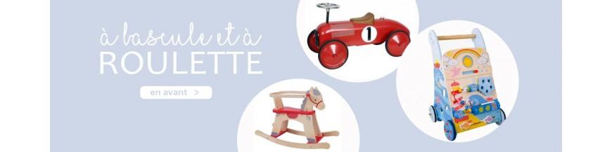 JOUER et BOUGER Chariot de marche, Porteur trotteur bébé, Draisienne
